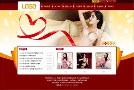 济南服装服饰企业网站建设案例