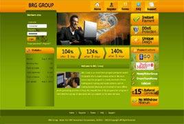 外汇交易外贸网站案例