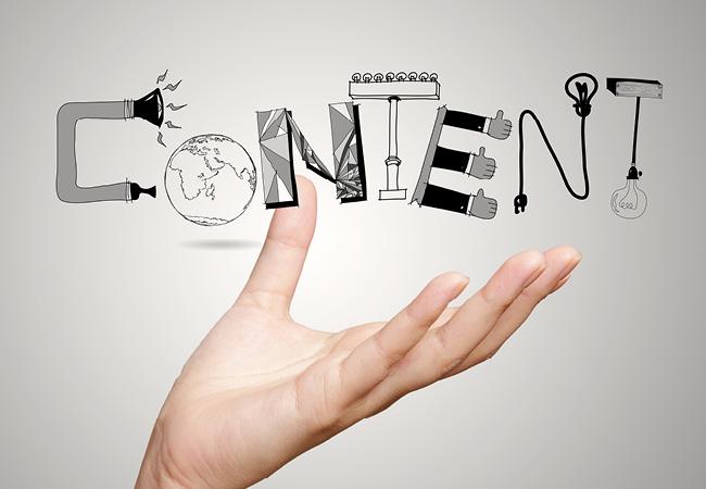 网站内容管理方法