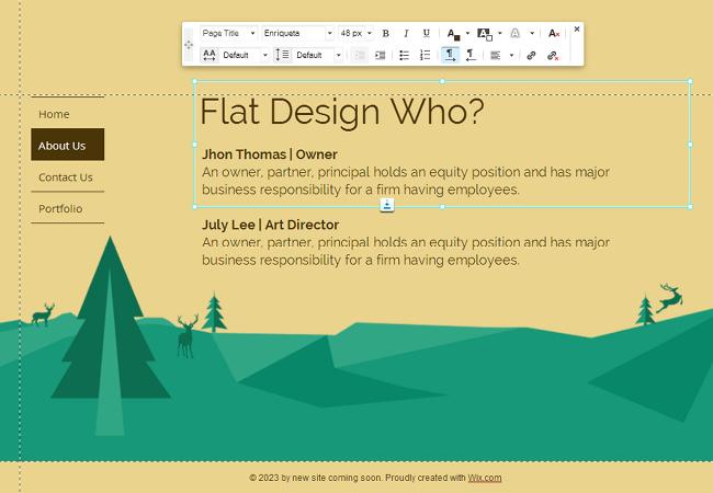 网站平面设计着重字体选择