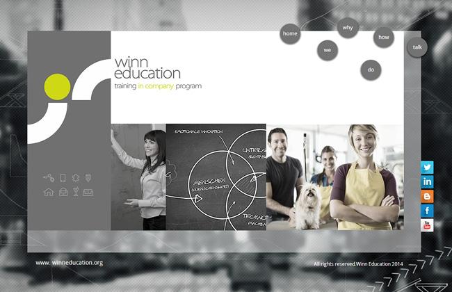 新网页设计趋势单色图像