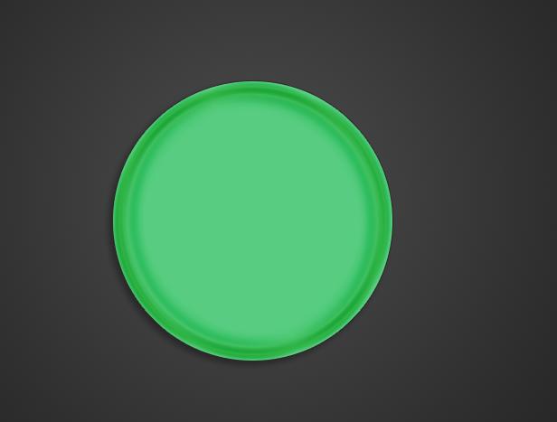 水晶纽投影和描边3