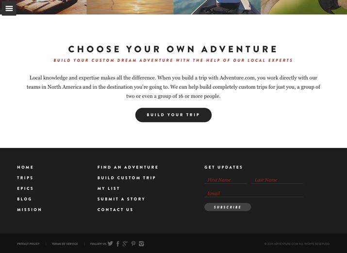 网页页脚设计要包含版权声明
