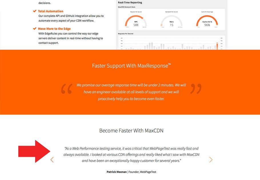 添加网站评论来提升网站信任度和转化率