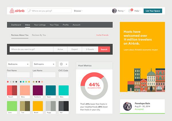 Airbnb风格指南