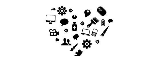 让网站吸引更多用户的秘诀之符号与标识