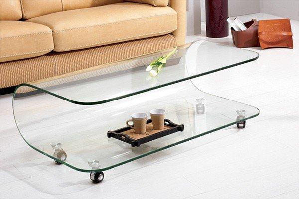 玻璃咖啡桌网站设计